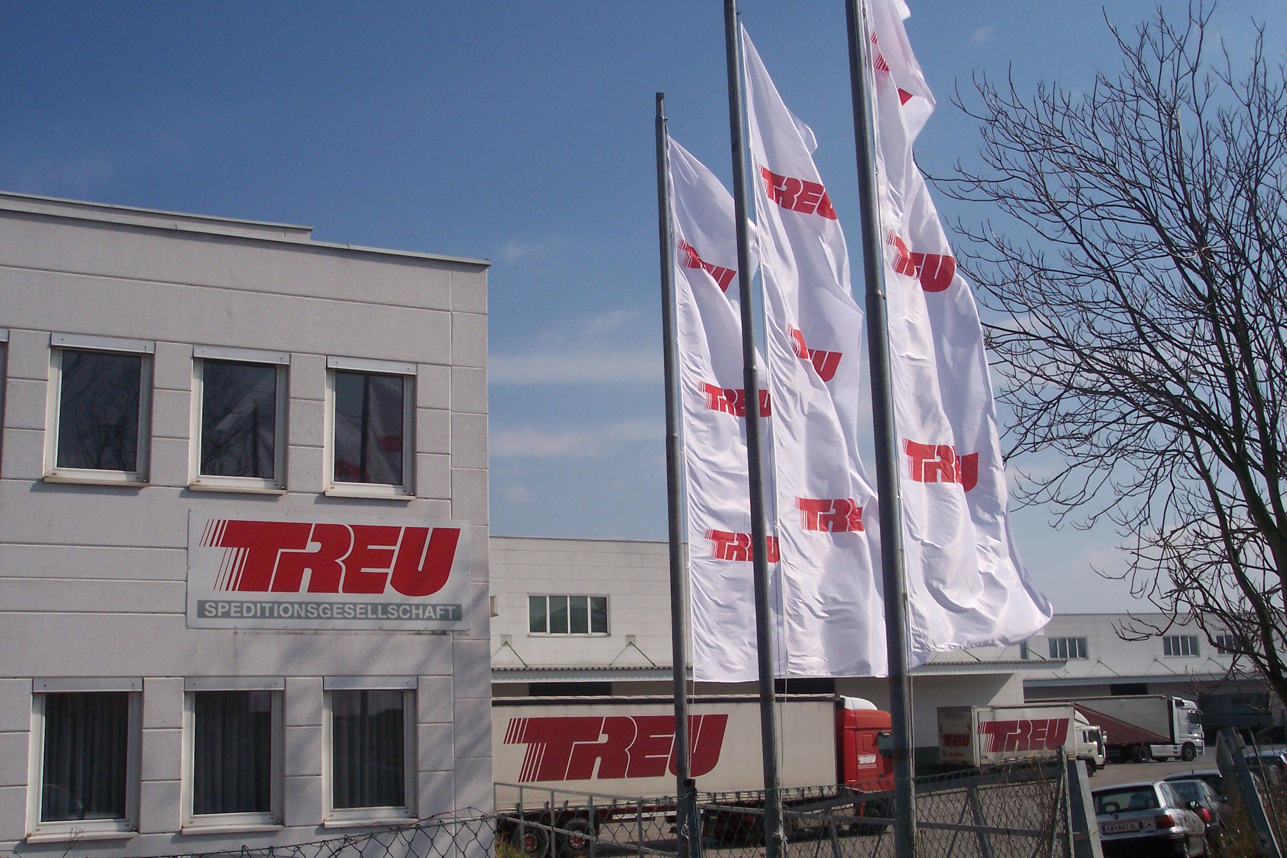 Spedition TREU Standort Wien-Guntramsdorf